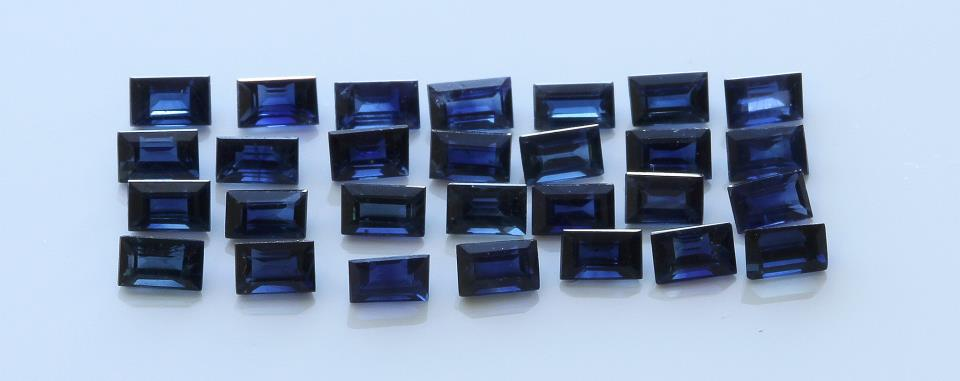Just when you thought everything about Australian gems was Pink, Champagne & Cognac...  Check out These utterly delicious sapphires. Proudly Origin Australia of course!